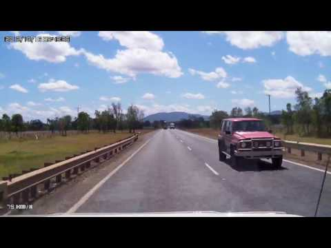 Video 447 - Capricorn Highway - Stanwell To Bajool