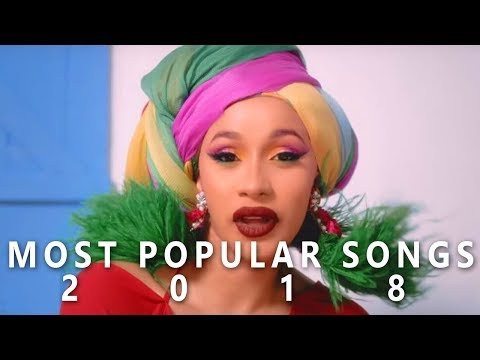 Top Most POPULAR Songs of 2018