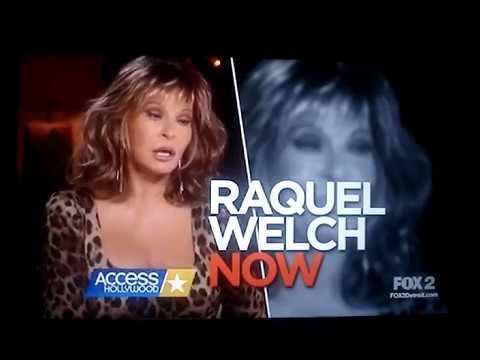 Elvis Presley (Raquel Welch)-Access Hollywood-4 Juillet 2017