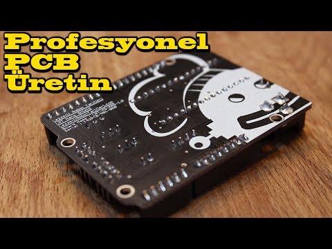 Projeleriniz İçin Profesyonel PCB Üretin