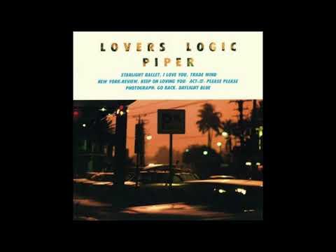 Piper - Lovers Logic (1985) FULL ALBUM