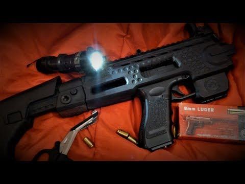 LCA - Les Pistolet-carabines : PM, PCC & Conversion Kits