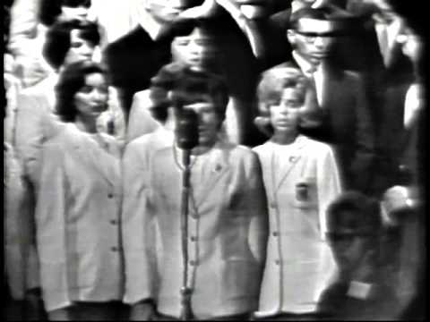 Motet Singers WHAS-TV Crusade for Children 1963
