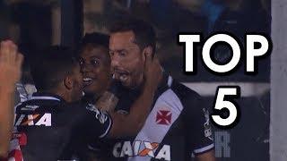 TOP 5 : As vitórias mais emocionantes do Vasco no Campeonato Brasileiro de 2017