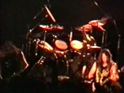 Slayer - 1988.09.08 Fryhuset, Stockholm, Sweden