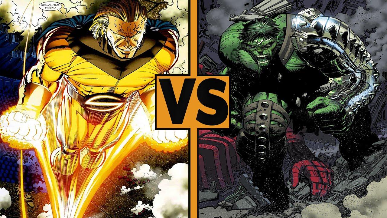 Sentry vs World War Hulk - YouTube