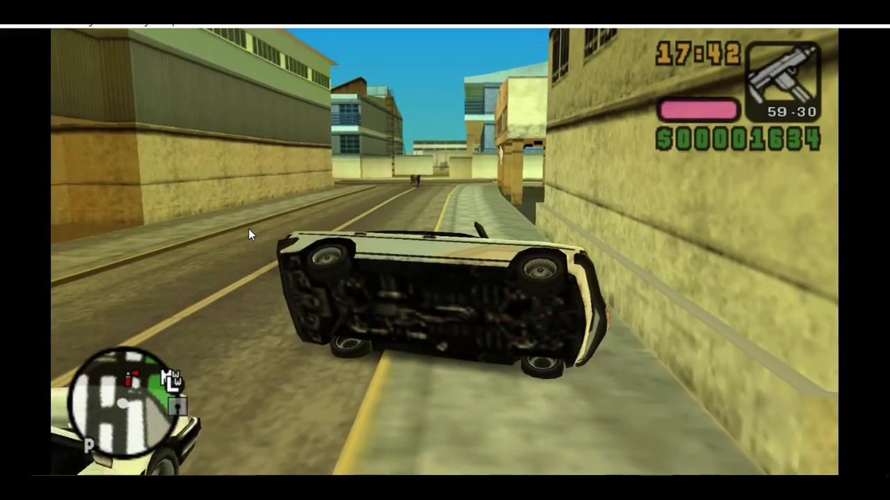 gta vice city cars fly cheat