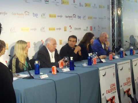 Seminci 2009. 54ª edición - Rueda de prensa 'Luna Caliente'