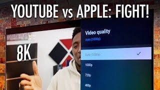 Why You STILL Can't Watch 4K YouTube on Apple