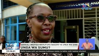 #WhiteAlert: Hatari ya sumu iliyopo katika unga wa ugali
