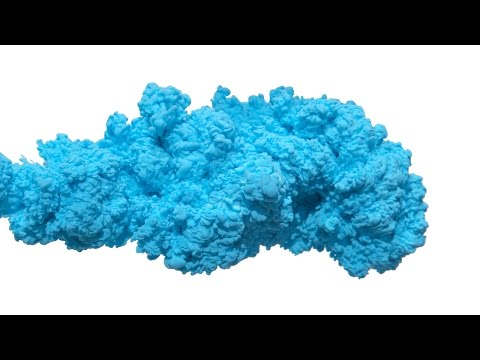 Hypnotic Ink Physics in 4K Slow Motion - The Slow Mo Guys