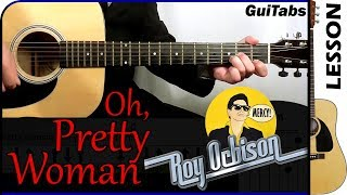 How to play Pretty Woman - Roy Orbison 😎 / Guitar Tutorial 🎸