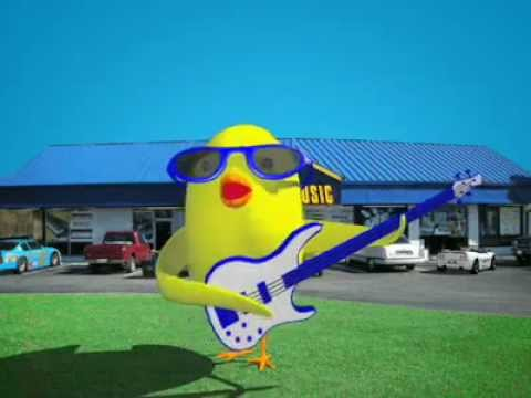 Dirt Cheep Music Commercial