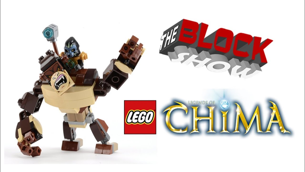 Lego Chima Chima Bestias Review LegendariasGorila Bestias Lego Review LegendariasGorila Lego Bestias Chima PkNwZnX80O