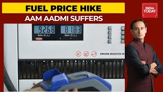 Petrol, Diesel Prices Hike; Will Modi Govt Put Leash On Fuel Prices? | Newstrack With Rahul Kanwal