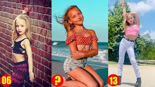 Lilliana Ketchman Transformation From 0 to 12 Years Old  2020 Mr DoorBeen