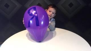 Навчальне та розвивальне відео з Маратом, вчимо алфавіт ''Ш Щ Ъ Ы Ь Э Ю Я''