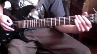 disarmonia mundi shape of things to come guitar cover