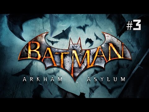 Twitch Livestream | Batman Arkham Asylum Part 3 (FINAL)