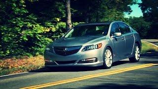 Acura RLX 2016 Videos