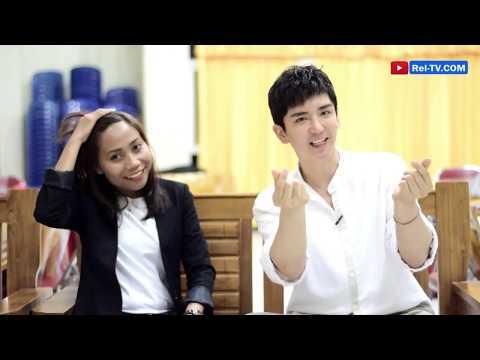 EXCLUSIVE!! Wawancara REL-TV.COM Dengan Aktor Korea Jung Changsung