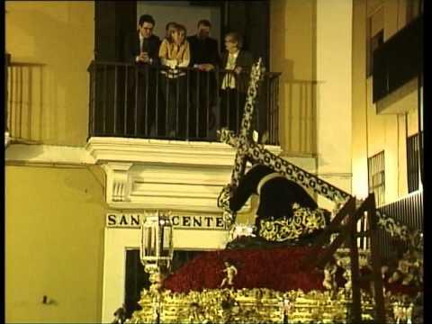 Salida de la Hermandad de las Penas de San Vicente (Sevilla) - Lunes Santo 2008
