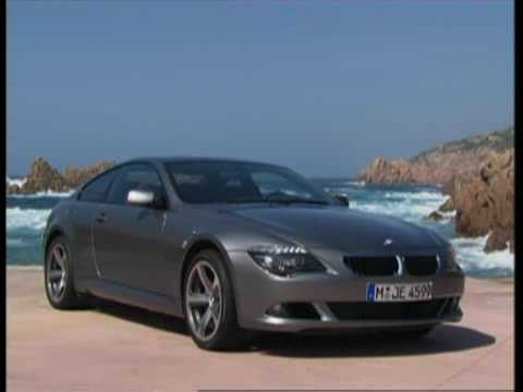 BMW 635d Coupe - YouTube