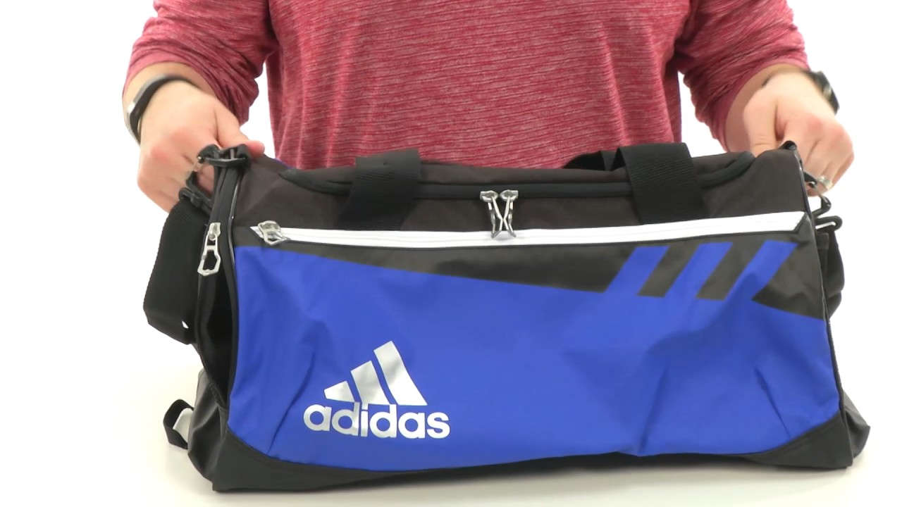 adidas team issue duffel bag vs defender ii