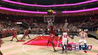 NBA 2k14: Next Gen - Heat vs