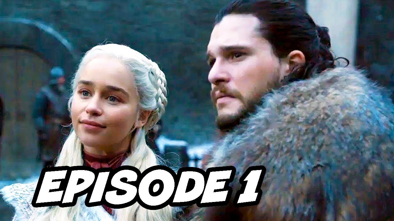 Game Of Thrones Season 8 Episode 1 Top 10 Wtf And Easter Eggs