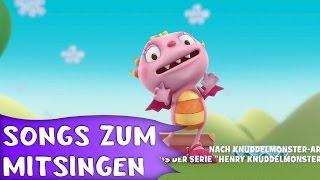 """Henry Knuddelmonster """"Nach Knuddelmonsterart"""" - Tolle Songs zum Mitsingen - auf DISNEY JUNIOR"""