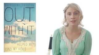 Book Trailer for Out With It