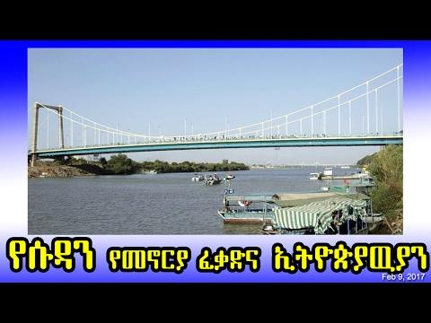 የሱዳን የመኖርያ ፈቃድና ኢትዮጵያዉያን -  Ethiopian living in Sudan & residence permits - DW