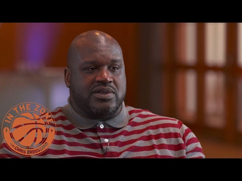 'In the Zone' with Chris Broussard Podcast: Shaquille O'Neal