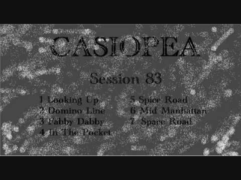 CASIOPEA  Session83-1 Looking Up~ Domino Line