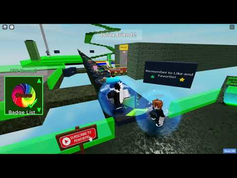 Roblox Games With A Lot Of Badges Roblox Badge Walk Games How To Get Infinite Badges Youtube