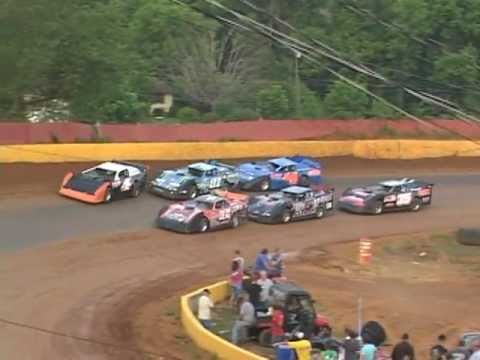 MAC Tools 75 @ Lake Cumberland Speedway 6-16-12.mpg