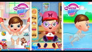 """My Little Baby First Step """"Education Games"""" Android Gameplay Video"""