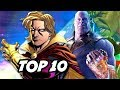Avengers Infinity War TOP 10 Major Missing Characters Explained