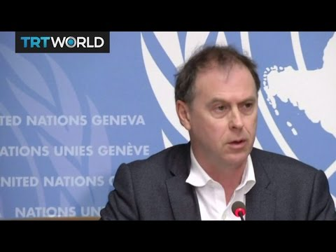 UN Human Rights Report: UN accuses Turkey of human rights abuses