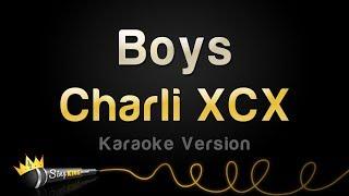 Charli XCX - Boys (Karaoke Version)