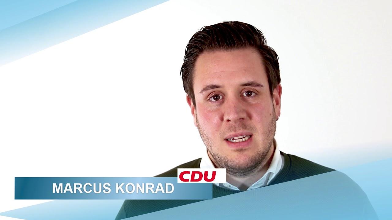 Marcus Konrad: Ich unterstütze Michael Ludwig