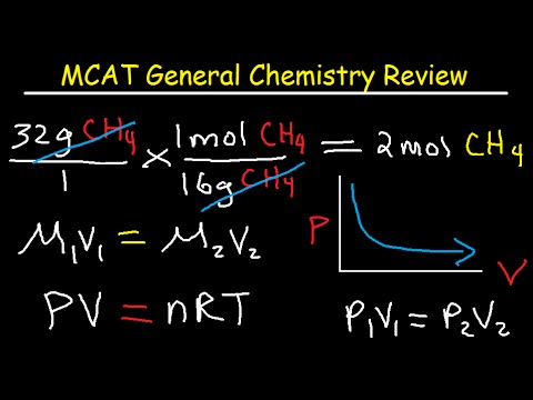 mcat-test-prep-general-chemistry-review-study-guide-part-1