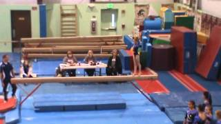 Holland Reid- Judges Cup 2011 (Level 7)