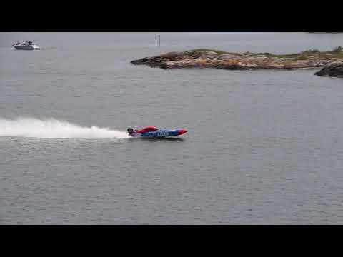 Årets første båtrace, Vårspretten - Lyngør