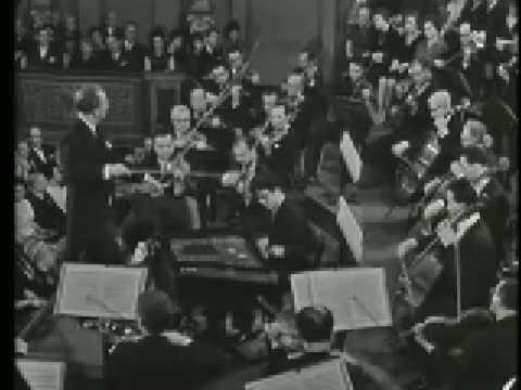 J.Strauss II - Csardas from Ritter Pazman ballet - Willi Boskovsky