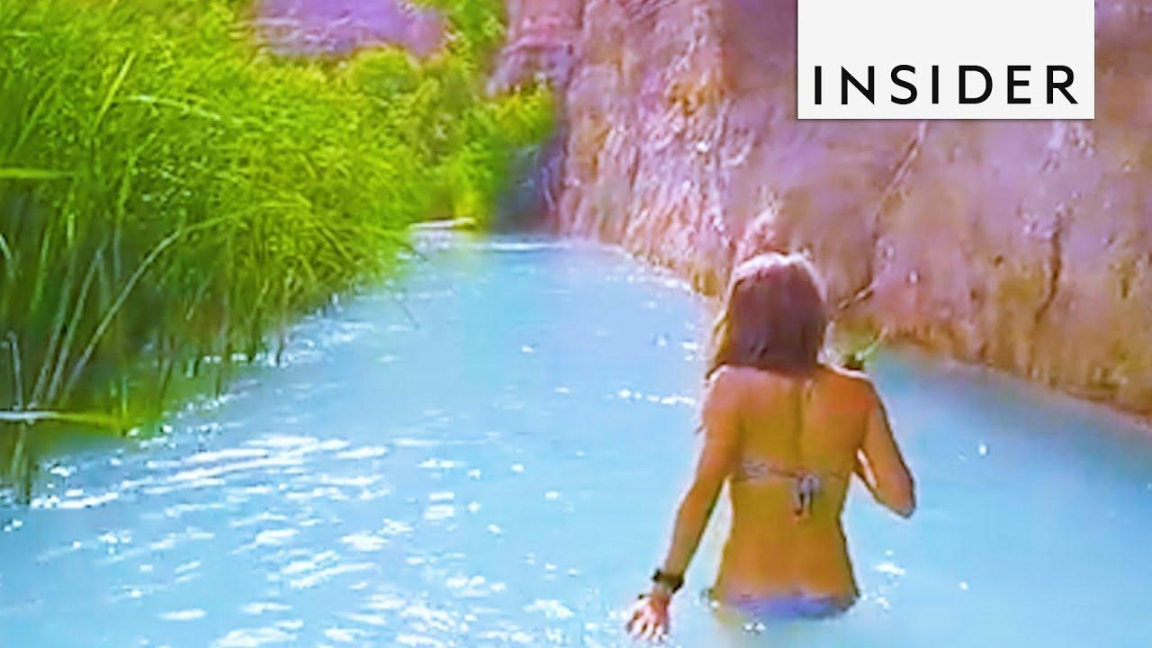 hidden arizona swimming hole youtube