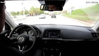 Mazda CX 5 Тест драйв Anton Avtoman