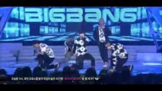 110303 [HQ] BIG BANG - Lies (remix ver.) Live