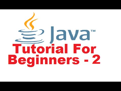 Java Tutorial For Beginners 2 - Installing Eclipse IDE and Setting up Eclipse